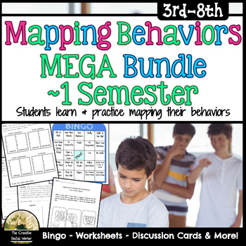 Behavior Mapping Mega Bundle - 1 Semester