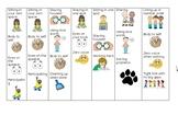 Behavior Matrix - Primary (editable)