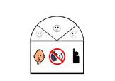 Behavior Meter Visual for Raising hand and Staying Seated