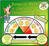 Positive Behavior Classroom Management Plan & Meter