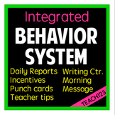 Class Chart, Behavior Management System