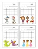 Behavior Modification / Sticker Chart