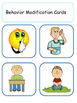 Behavior Modification Cards and Tally Chart