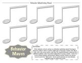 Behavior Monitoring Visual(Music Note)