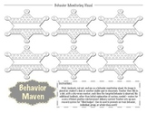 Behavior Monitoring Visual(Name Badge)