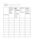 Behavior Observation Tracker: Trauma Resource