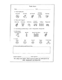 Behavior PBIS student checklist making good choices