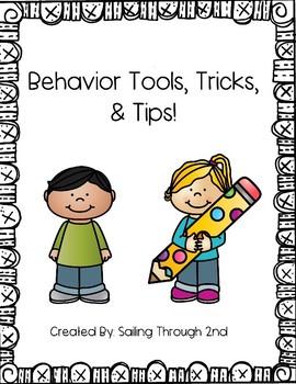Behavior Packet