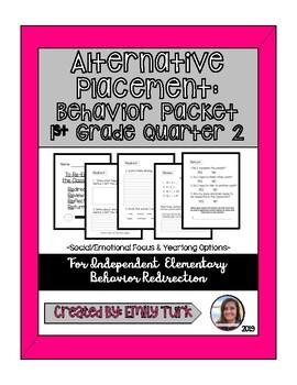 Behavior Packet-Quarter 2