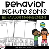 Behavior Picture Sorts