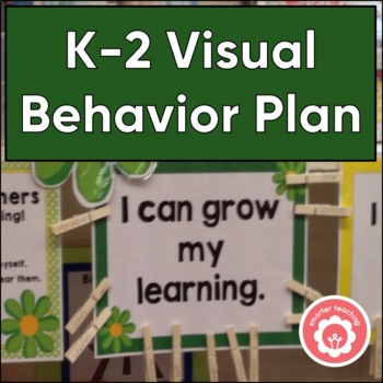 Classroom Behavior Plan K-1