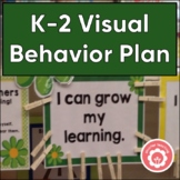 Classroom Behavior Plan K-2