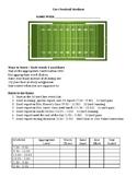 Behavior Plan - Football