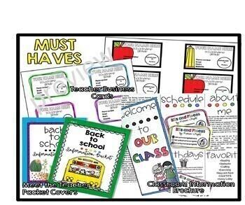 Digital Classroom Management Templates
