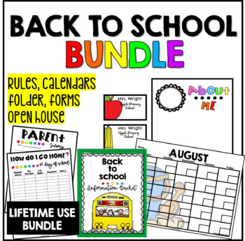 Digital Classroom Management Templates