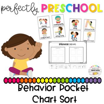 Behavior Pocket Chart Sort