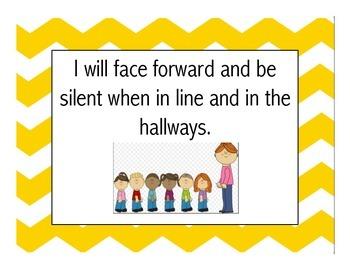 Behavior Posters