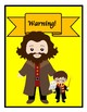 Behavior Posters: 4 Posters With a Harry Potter Theme