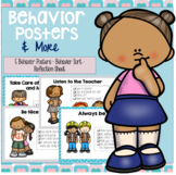 Behavior Posters and Reflection Log