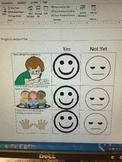 Behavior Progress Report