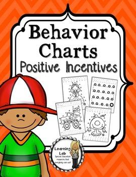 Behavior Charts - Positive Incentives