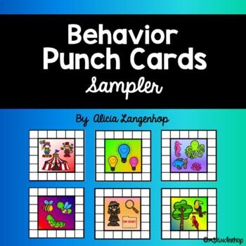 Behavior Punch Cards Sampler