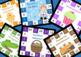 Behavior Punch Cards Set 5