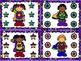 Behavior Punch Cards (Superhero Theme)