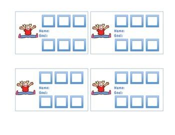 Behavior Punchcards