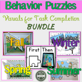 Behavior Puzzles: Visuals for Task Completion BUNDLE