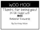Behavior QR Code FREE Rewards