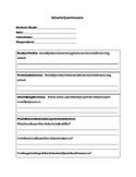 Behavior Questionnaire