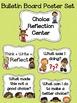 Behavior Reflection Forms--Behavior Bulletin Board--Behavior Binder Cover