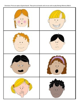 Behavior Reflection and Feelings Classroom Resources