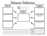 Behavior Reflection for Classroom Management