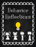 Behavior Reflections