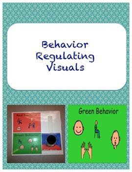 Behavior Regulating Visuals: Green, Yellow, Red