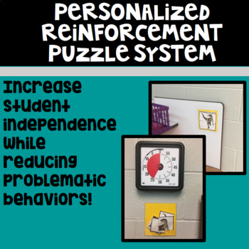 Behavior Reinforcement Puzzle System