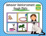 Behavior Reinforcers - Dough Mats - Play Doh - Speech Therapy