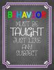 Behavior Resources