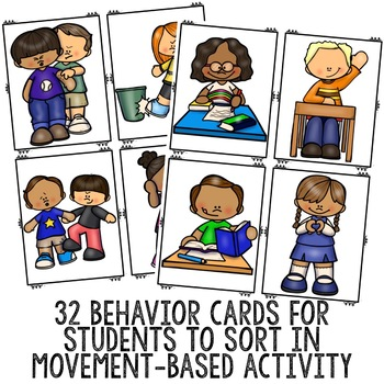 Behavior Review: Appropriate or Inappropriate? Elementary School Counseling