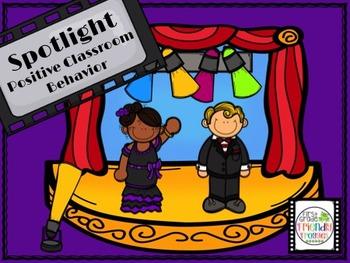 Behavior Reward Charts - Spotlight Positive Behavior