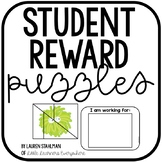 Behavior Reward Puzzles