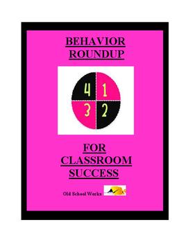 Behavior Management:    Roundup for Classroom Success