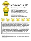 My Behavior Scale