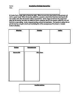 Behavior Scenario Analysis