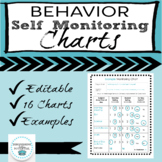 Behavior Self Monitoring Charts
