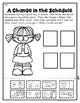 Behavior Skills Printables for Students with Autism SAMPLER
