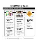 Behavior Slip