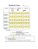 Behavior Smiley Chart